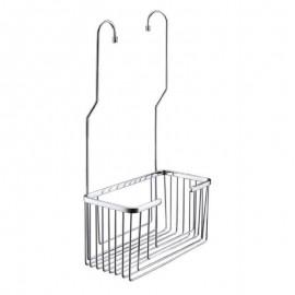 Jabonera grifería rectangular cromo - Imex - ADG003