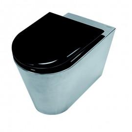 Inodoro de acero inoxidable Mediclinics - SN0108C