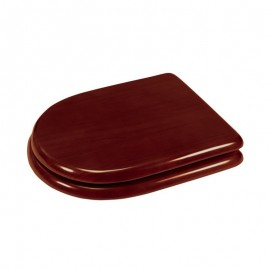 Asiento de madera lacada Mediclinics - TP0130