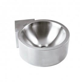 Lavamanos de acero inoxidable Mediclinics - SNLM44CS