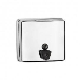 Dosificador de jabón líquido con pulsador Mediclinics - DJ0115C