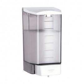 Dosificador de jabón líquido con pulsador Mediclinics - DJ0010F