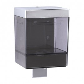 Dosificador de jabón líquido con pulsador Mediclinics - DJ0515F