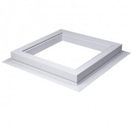 Marco XRD ventanas cubierta plana
