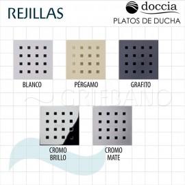 Plato ducha resina Doccia LISO