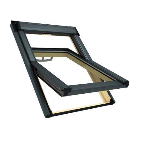 Ventana para tejado pivotante ROTO Serie RotoQ Mod. Q4