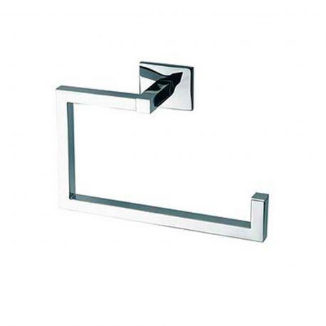 Toallero anilla LUK cromo - 56031600
