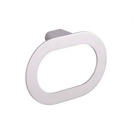 Toallero anilla lavabo DIVA cromo - DI-04