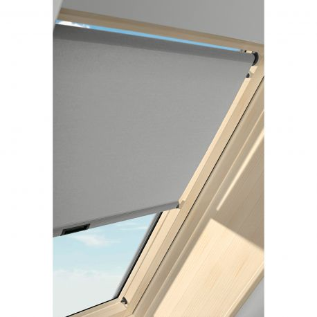 Cortina de Resorte translúcida para ventana ROTO (color estándar)