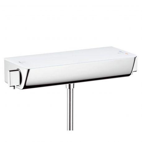 Termostático ducha ECOSTAT-SELECT blanco-cromo - 13161400