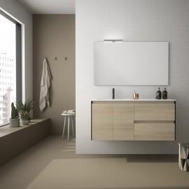 Conjunto mueble baño LOOK+HELIOS