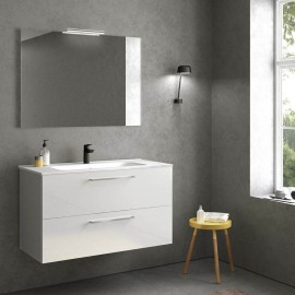 Conjunto mueble baño EASY+SLIM