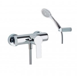 Monomando ducha RS-Q cromo...