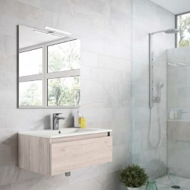 Conjunto mueble baño BOX 2C