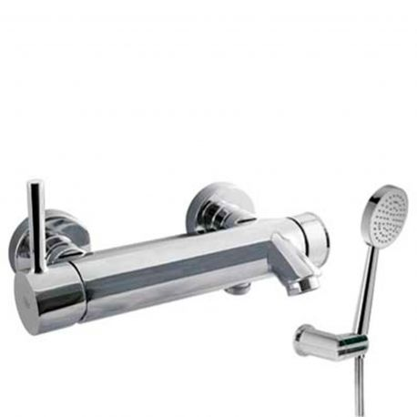 Monomando baño-ducha ALPLUS cromo - 20317001