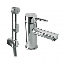 Monomando lavabo para bidé WC ALPLUS cromo - 162113
