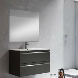 Mueble baño suspendido SILK 2C - Visobath