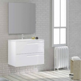 Conjunto mueble baño ZEUS 2C