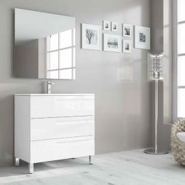 Conjunto mueble baño ZEUS 3C