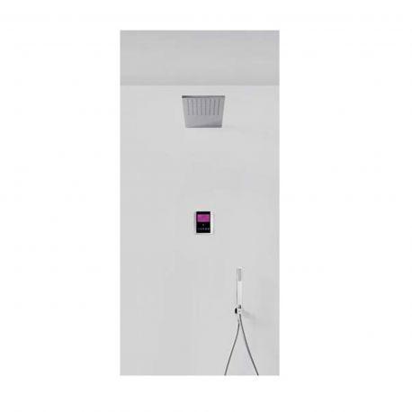 Kit electrónico ducha termostático empotrado - 09286502