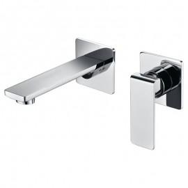 Monomando lavabo empotrado FIYI cromo - Imex - GLF016