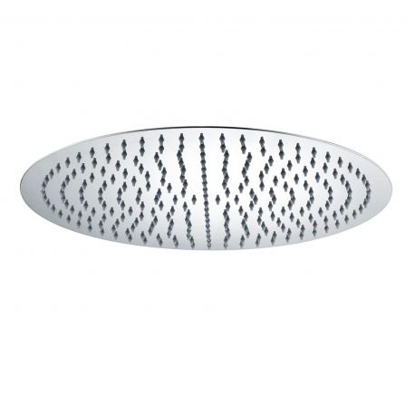 Rociador ducha IMEX redondo Ø 40 cm. cromo - RDN004