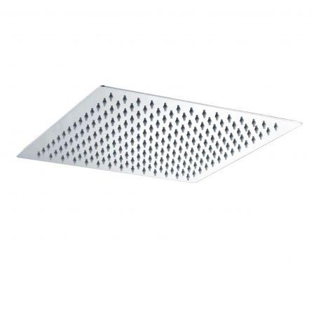 Rociador ducha IMEX cuadrado 30x30 cm. cromo - RDC003